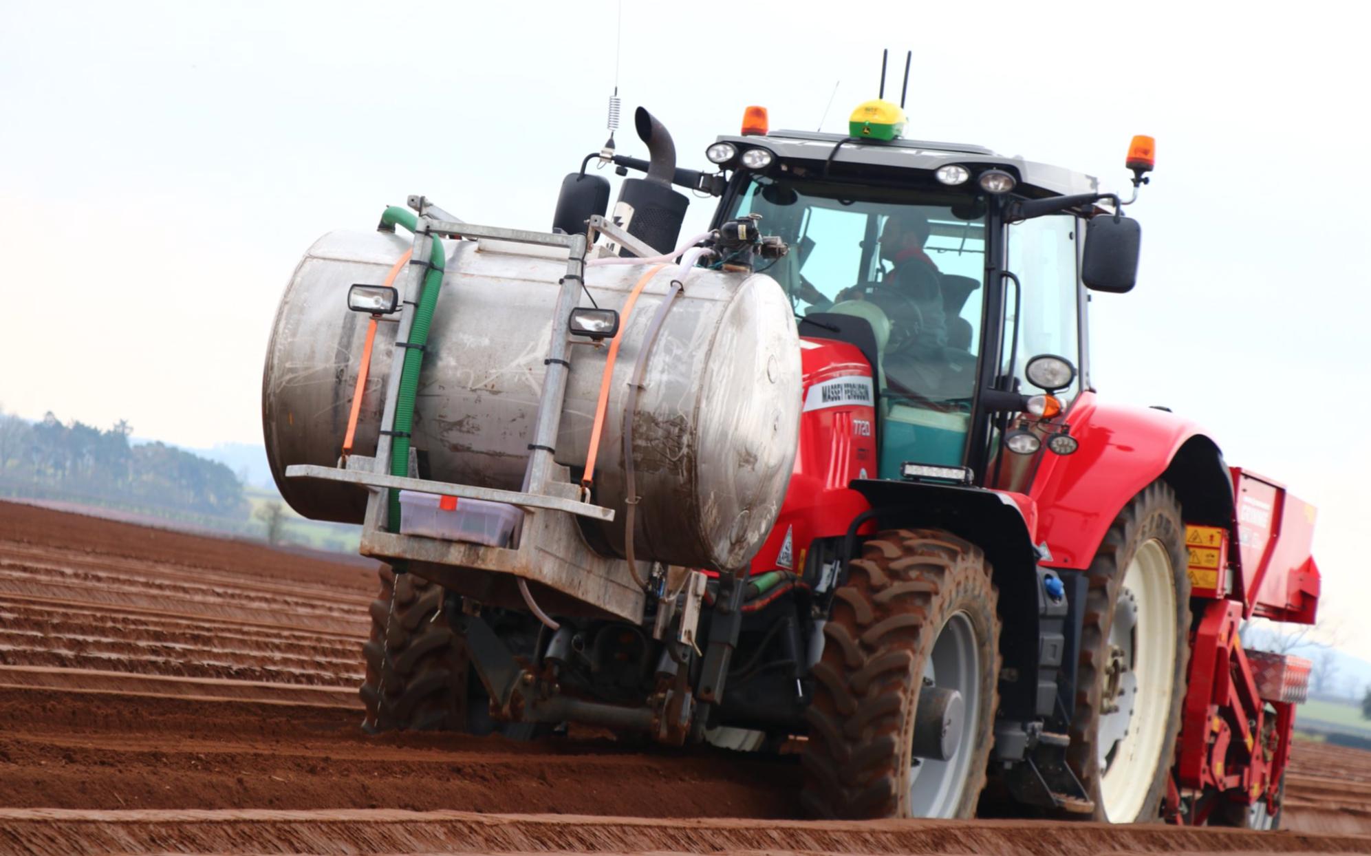 Massey Ferguson Agri-Steer