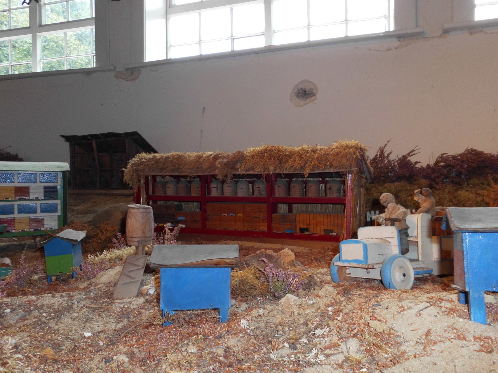 Bienenmuseum im Speicherhaus