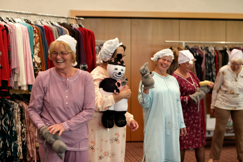 Mode für Seniorinnen und Senioren.Shop.Mode