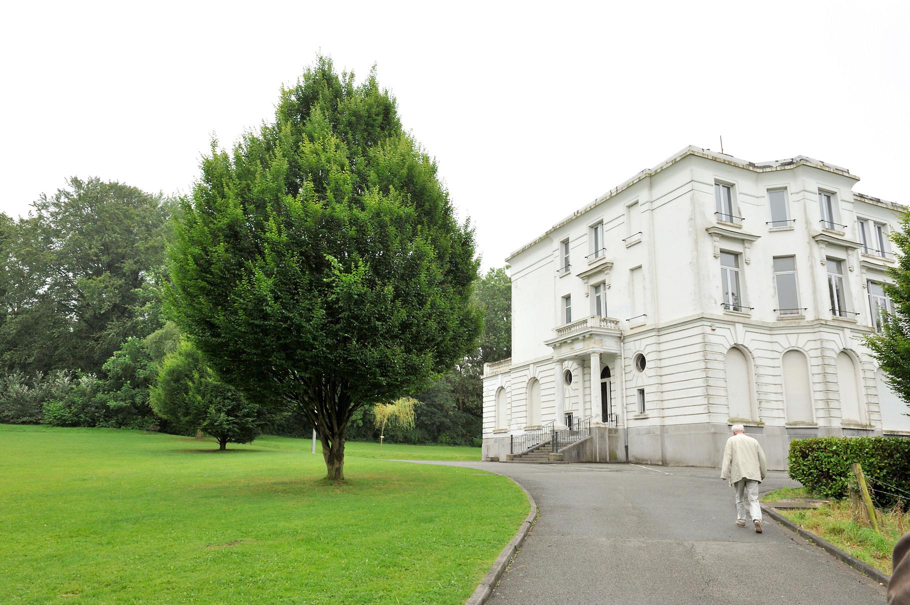 Parc du château Dalle-Dumont à Wervicq-Sud par Richard Soberka