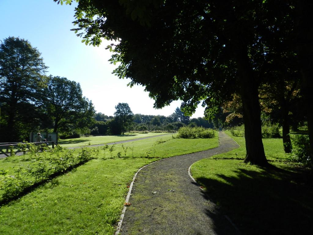 Le parc par le Comité Régional de Tourisme
