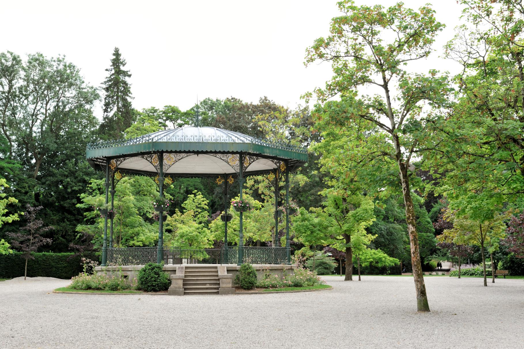 Jardin Public de Saint-Omer par Richard Soberka