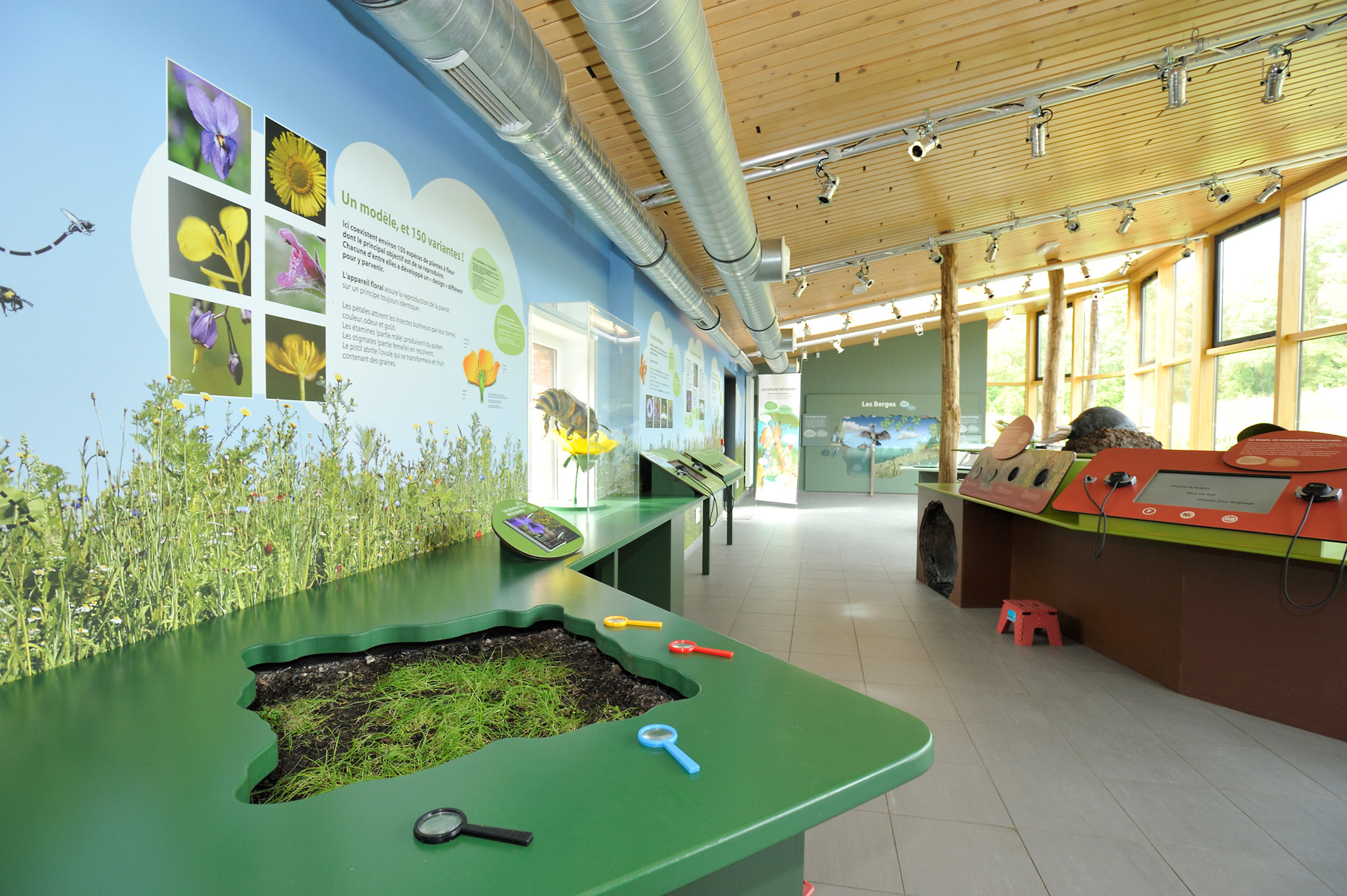 Le Relais Nature du Parc de la Deûle par Richard Soberka