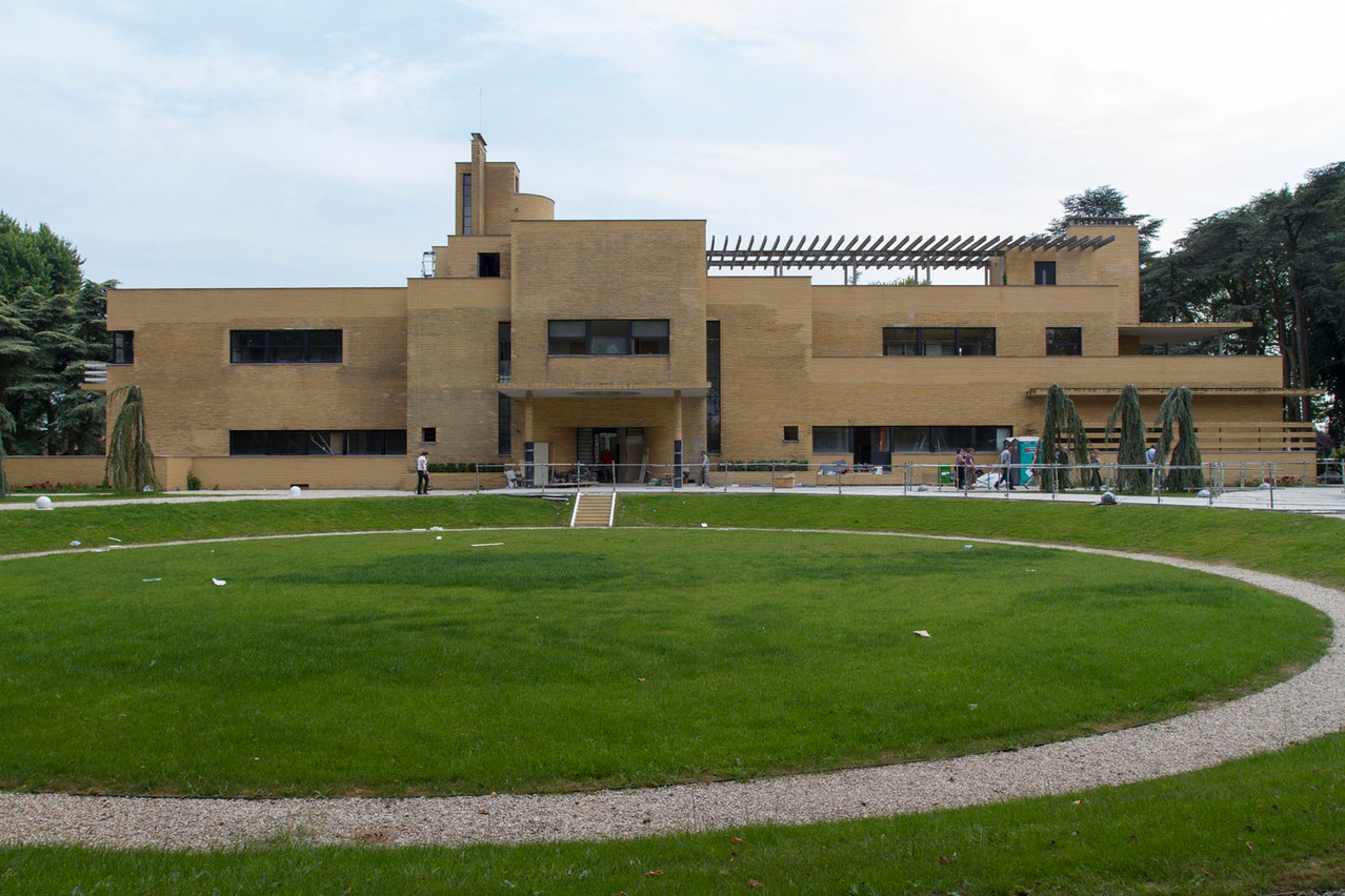 Villa Cavrois par Sophie Mayeux
