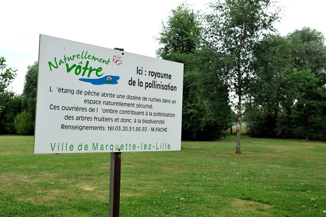 communication à Marquette-Lez-Lille par Richard Soberka