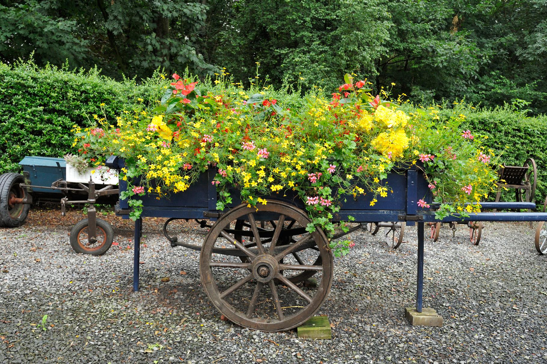 Le thème de la ferme mis en valeur à Wervicq-Sud par Richard Soberka