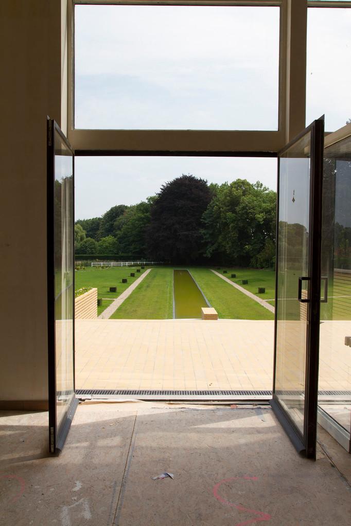 Parc de la Villa Cavrois par Sophie Mayeux