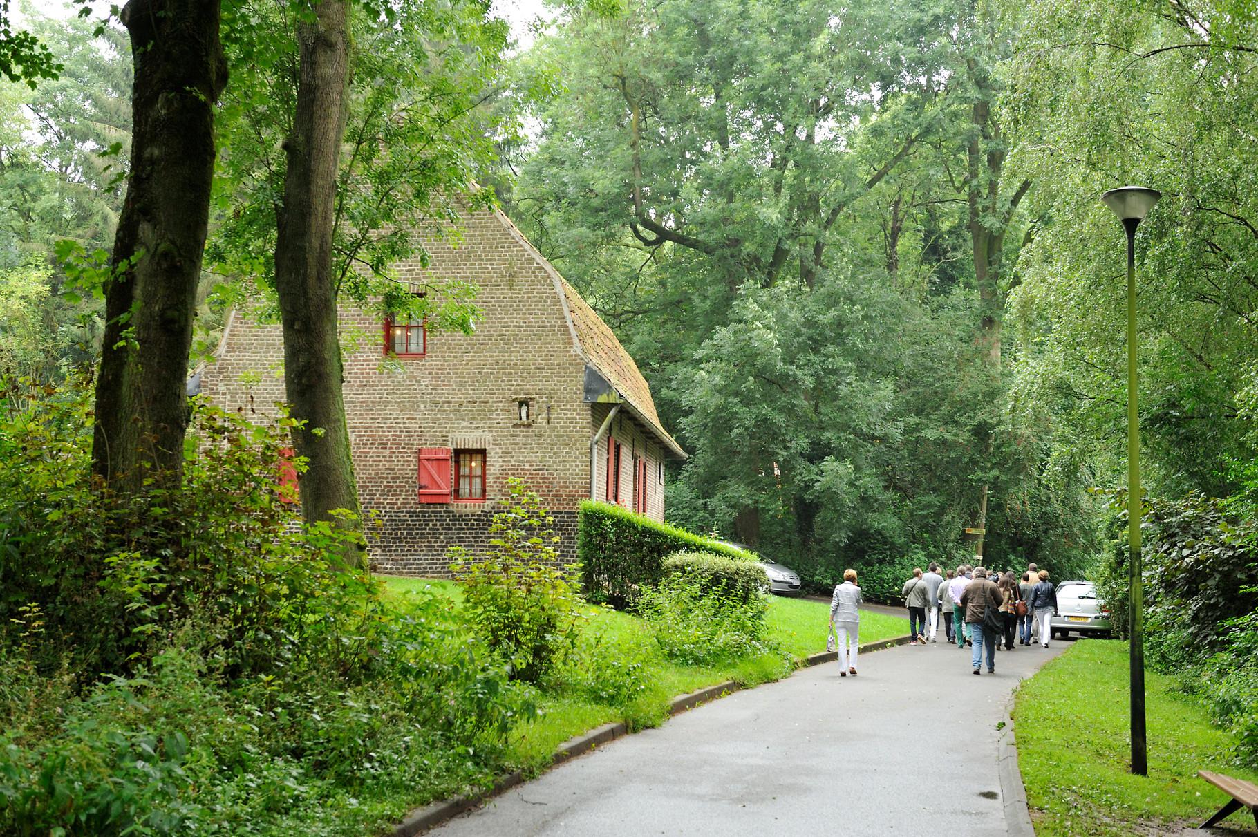 Musée des petits métiers de la Ferme à Wervicq-Sud par Richard Soberka