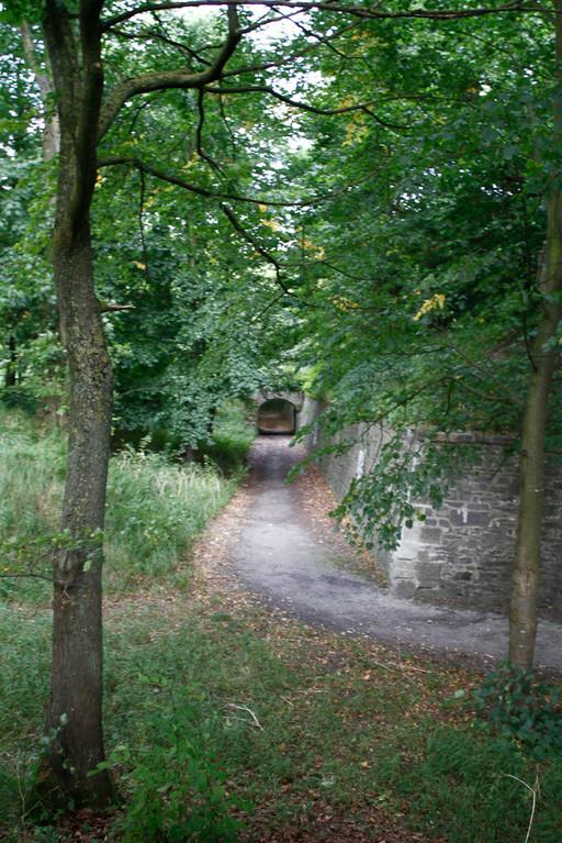 Chemin stratégique d'une fortification - Sophie Mayeux