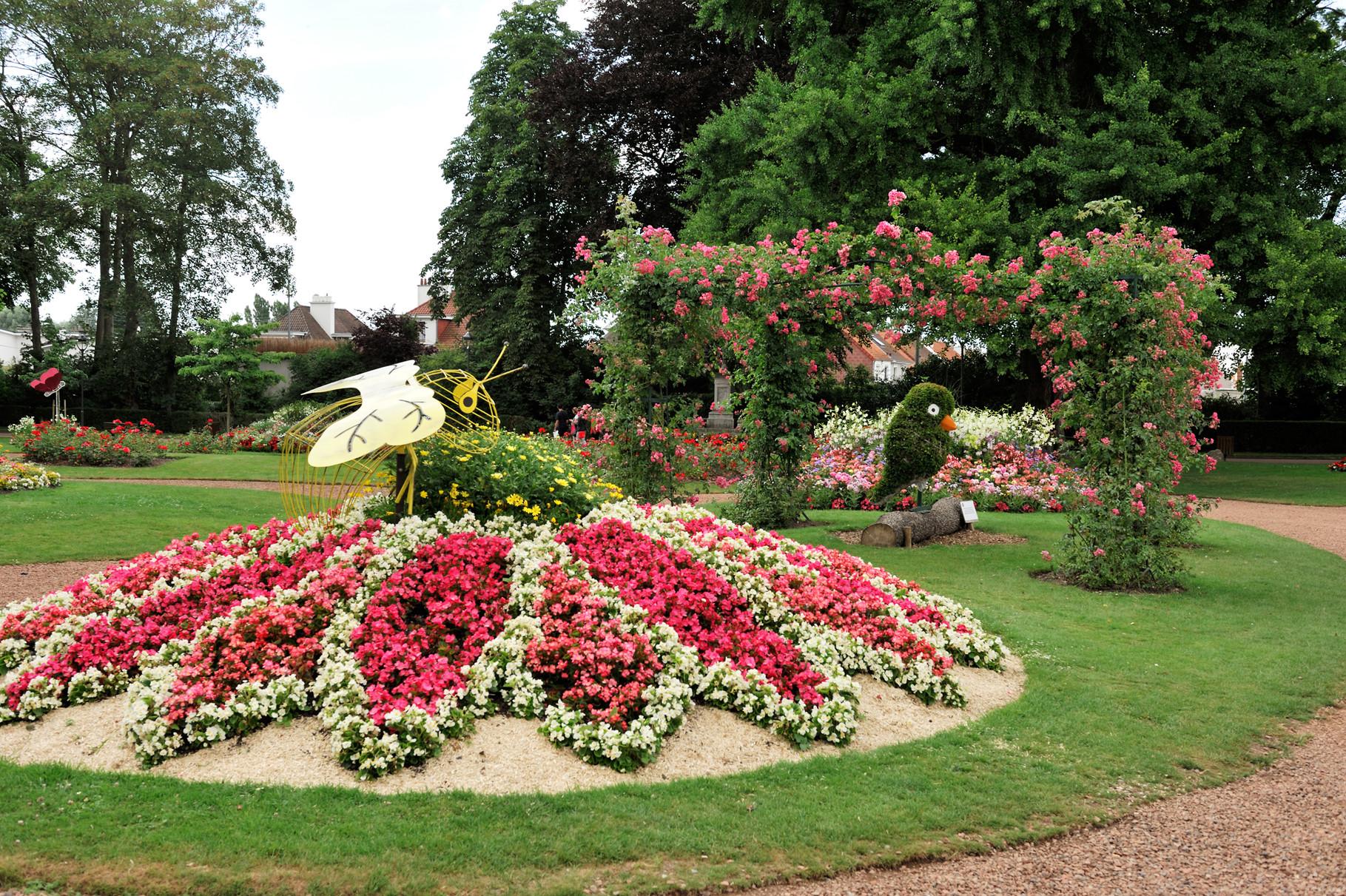 Saint-Omer, Jardin Public par Richard Soberka