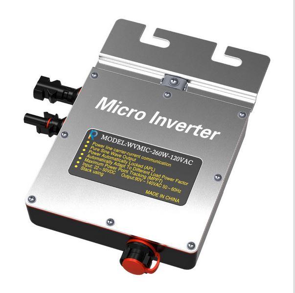 Solar Microinverter