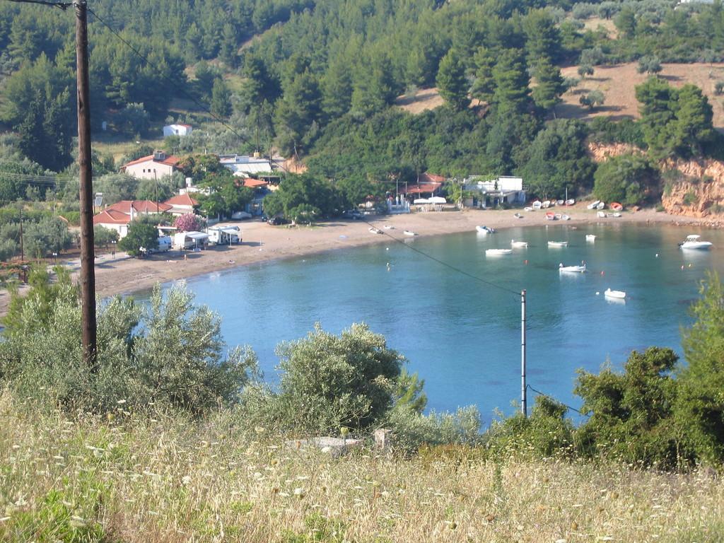 Urlaub am Kotzikia-Beach - Euboea -