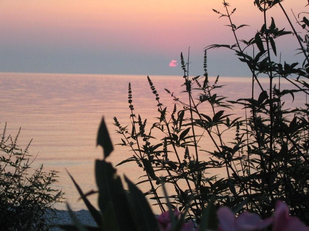 Sonnenuntergang bei Poros- Kefalonia