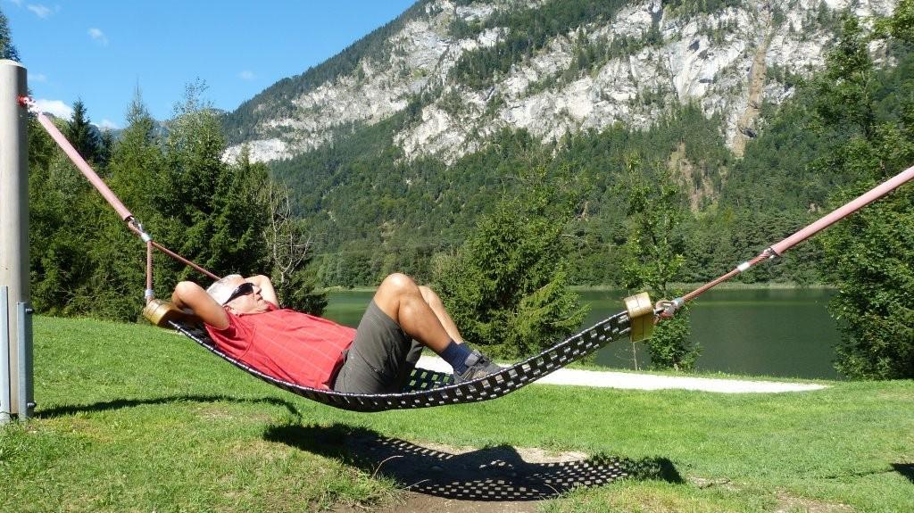 Urlaub am Reintaler See bei Kramsach