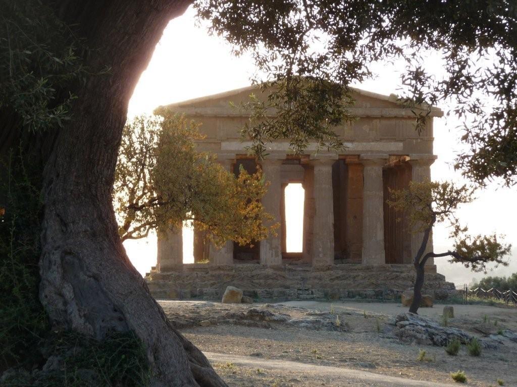 Tempelanlage Valle dei Tempi