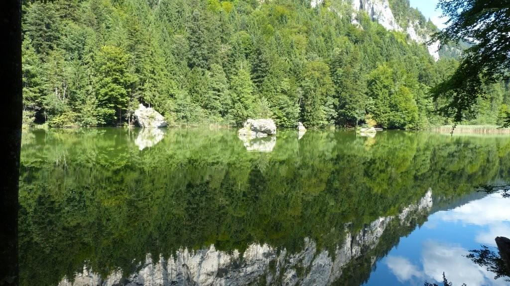 Bergsteiner See oberhalb Kramsach
