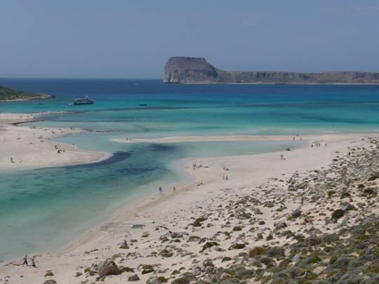 am Balos-Beach
