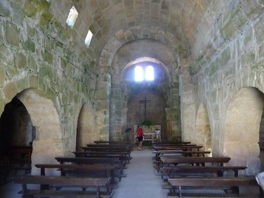 älteste Kirche v. Sardinien -San Giovanni di Sinis