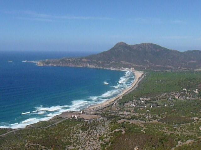 Strand von San Nicola bis Capo Pecora