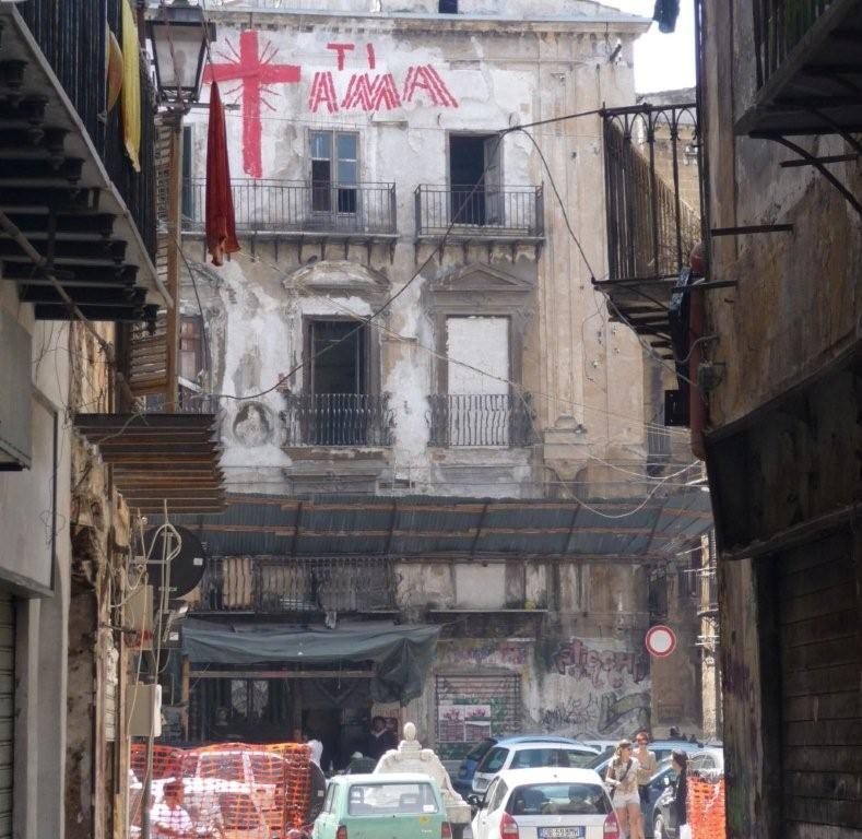 unterwegs in Palermo