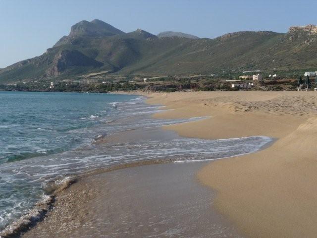 Strand von Falasarna