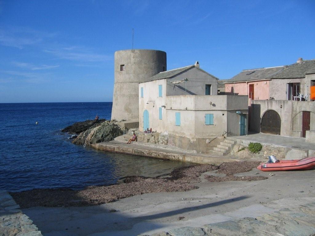 Fischerdorf Tollare - Cap Corse