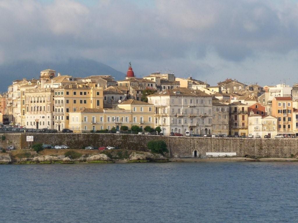 Kurzbesuch auf Corfu