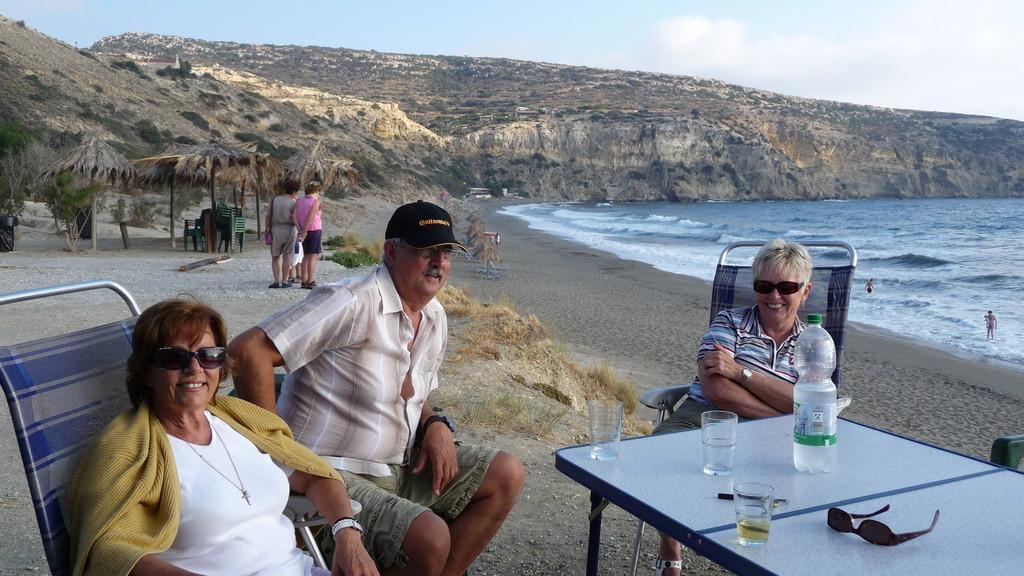 Traumstrand Komos-Beach