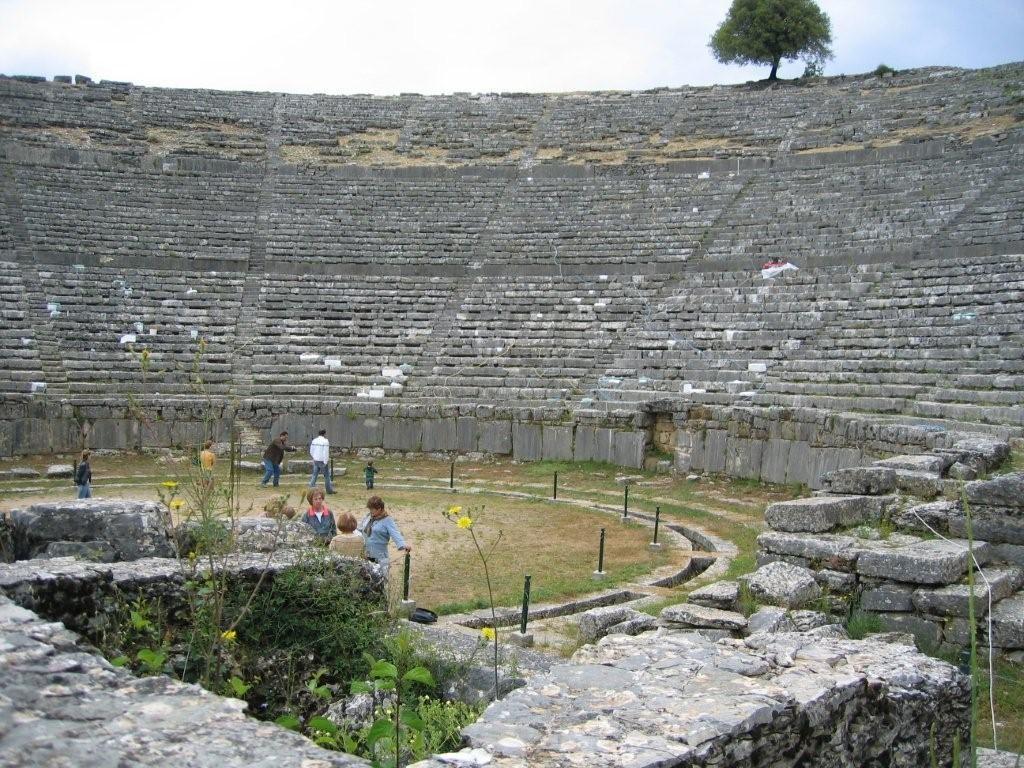 Amphitheater Dodoni