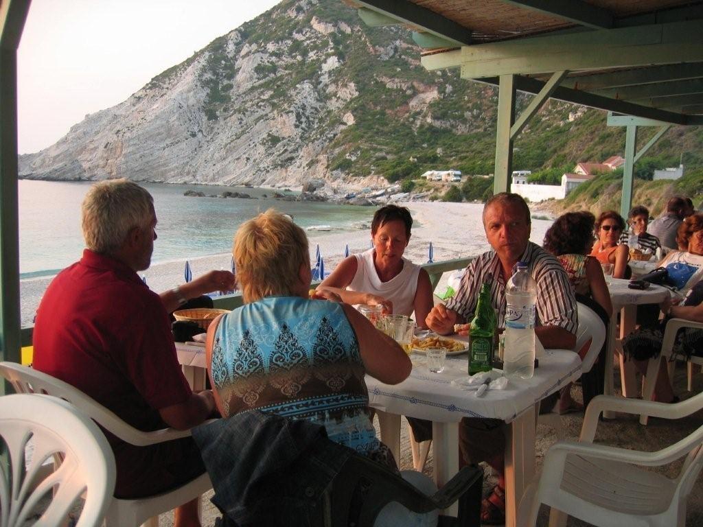 Taverne am Petani-Beach - Kefalonia