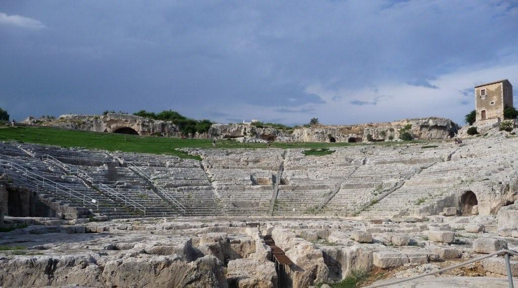 Teatro Creco -Siracusa