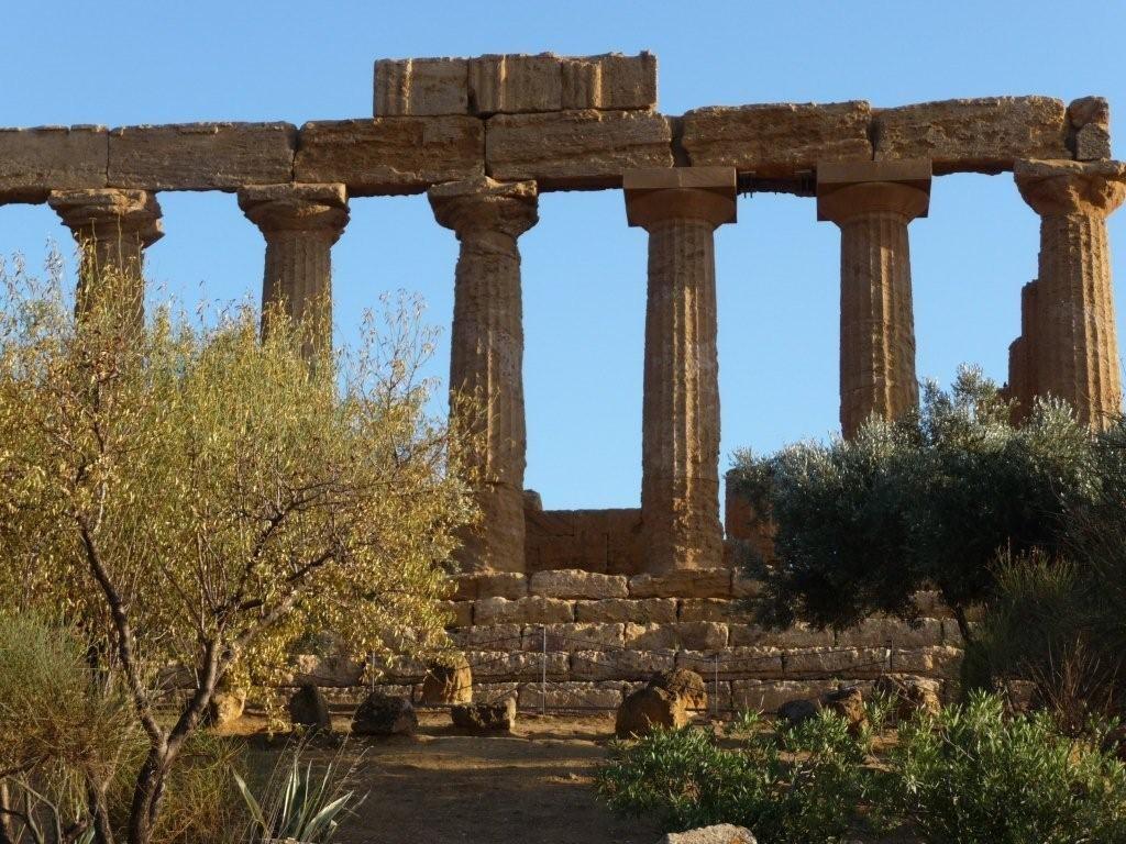 Tempelanlage Valle dei Templi