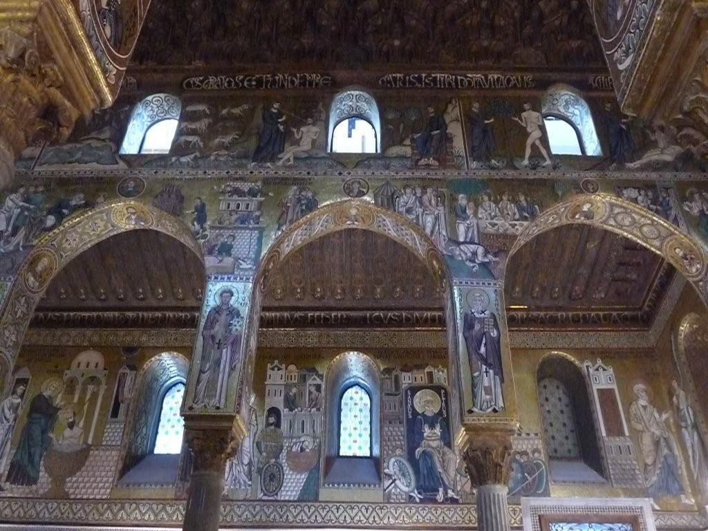 Palatina-Kapelle im Normannenpalast
