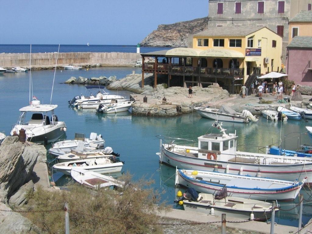 uriges Fischerdorf Cap Corse