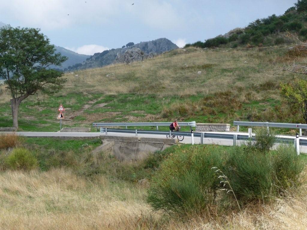 unterwegs im Naturpark Madonie