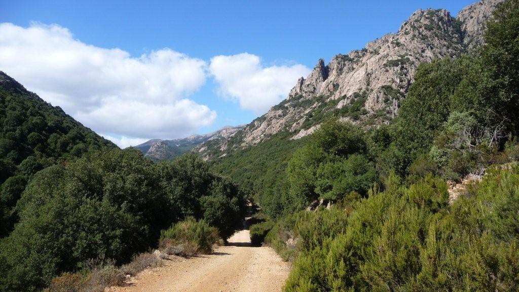 Radtour ins Hinterland von Villacidro
