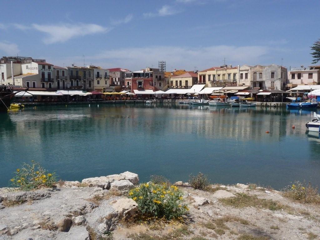 venezianischer Hafen von Rethimnon