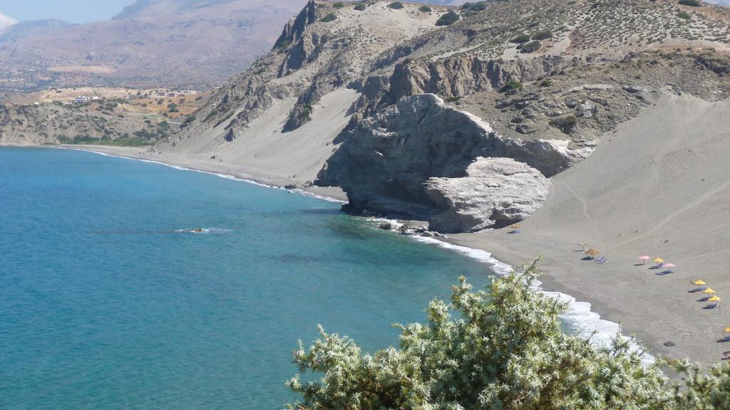 Dünenstrände zw. Triopetra und Agios Pavlos