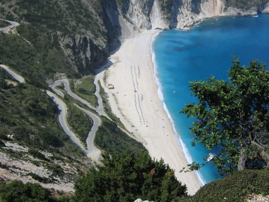 Mirthos-Beach - Kefalonia