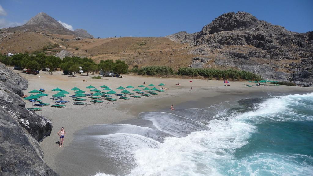 Amoudia-Beach Nähe Plakias