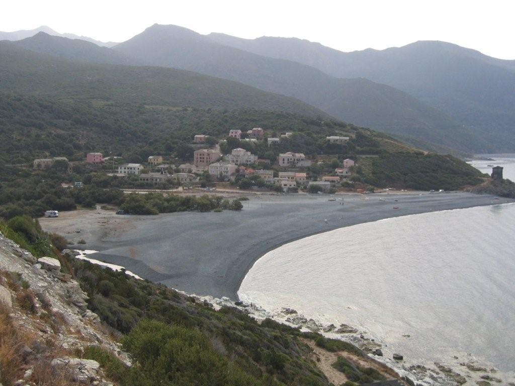 Stellplatz Marine d' Albo Cap Corse