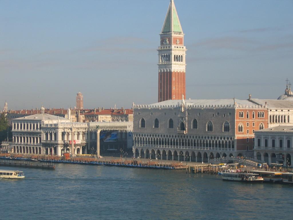 das Highlight von Venedig