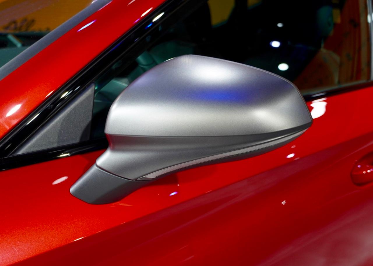 Dynamisches Design bis ins Detail zeichnet den neuen Leon aus.