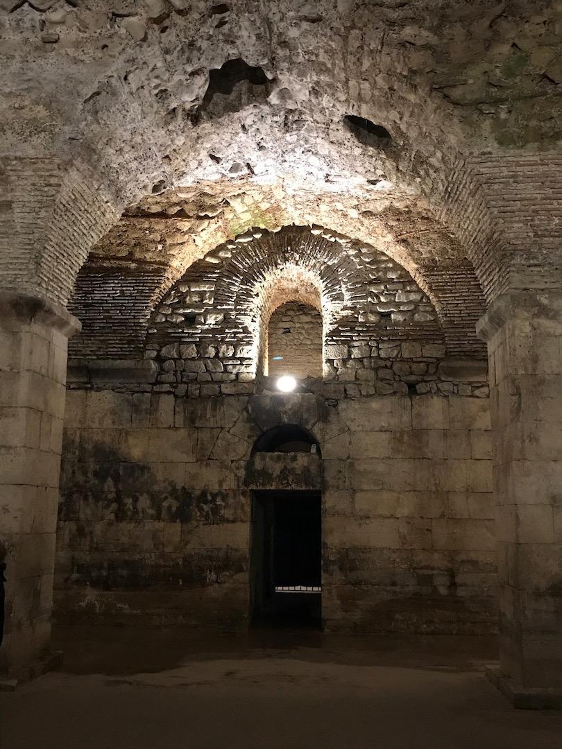 Touristenmagnet in Split: Wo Games of Thrones gedreht wurde.