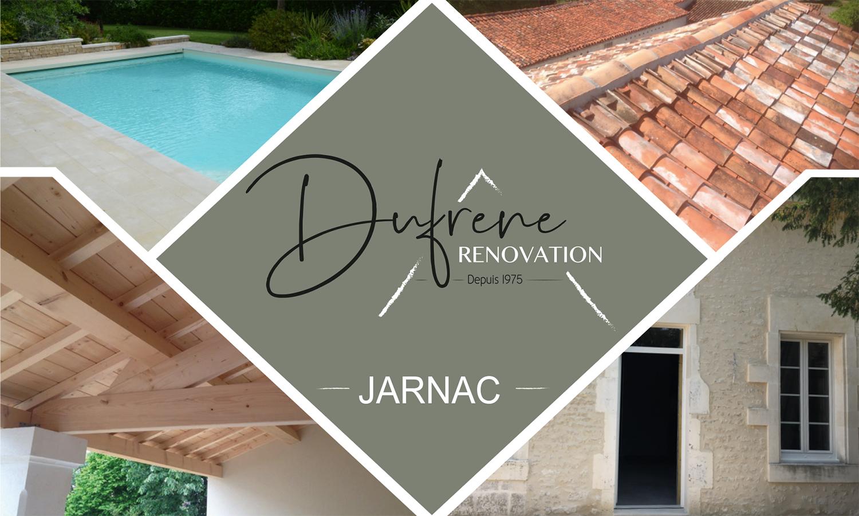 Rénovation, Restauration du patrimoine bâti, Extension à Jarnac et à 30kms alentours