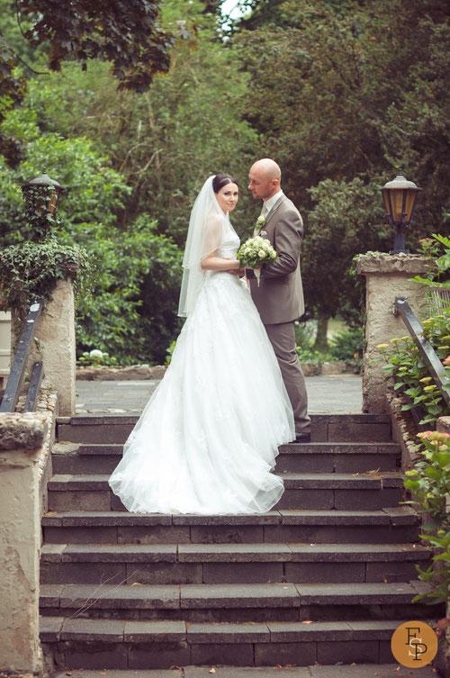 Hochzeit in Schloss Wickrath