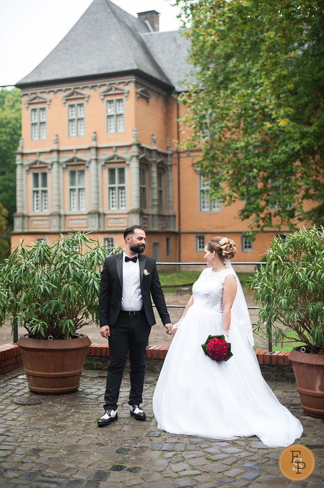 Hochzeit in Schloss Rheydt