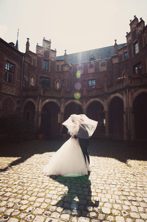 Hochzeit in Schloss Paffendorf