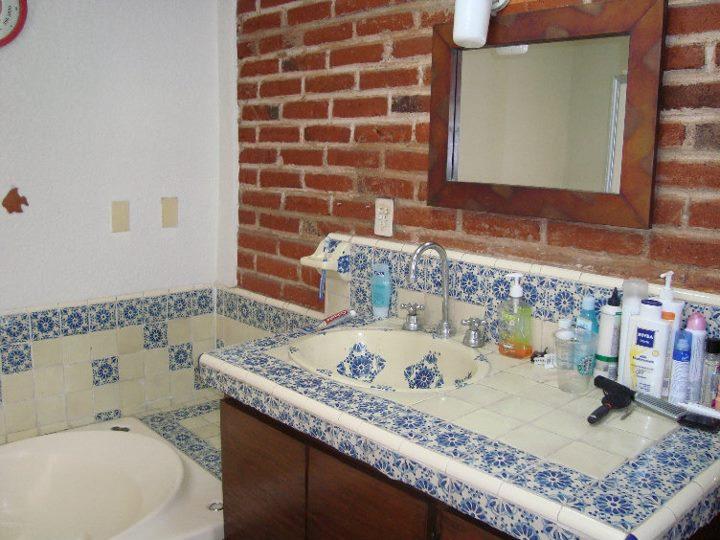 habitacion # 7 baño privado con jacuzzi