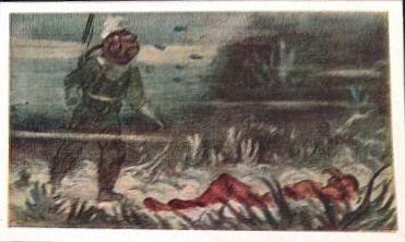 Der Taucher Igalo Sammelbild 14
